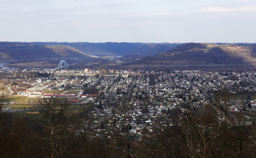 Moundsville, W.Va., hopes to reap some of the benefits of a proposed project to turn a byproduct of natural gas drilling into the raw material used to produce plastic products. (AP)