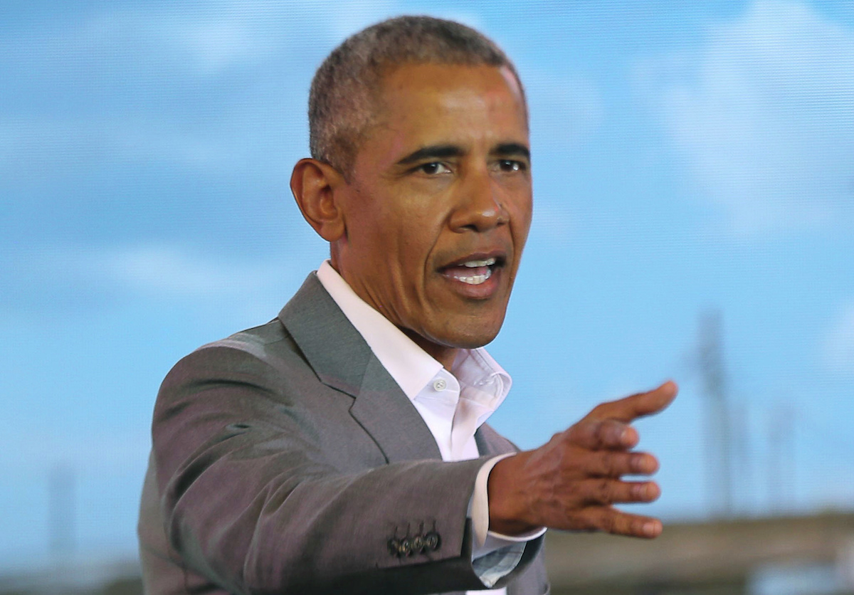 Blog twists Obama statement about being first president from Kenya