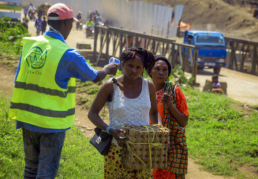 Are migrants with diseases like Ebola being dumped in San