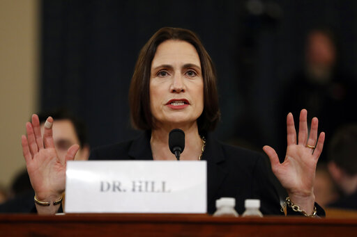 Fiona Hill and conspiracy theories about Ukraine and Russia: What you need to know