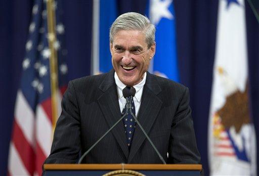 Special counsel Robert Mueller. (AP/Evan Vucci)