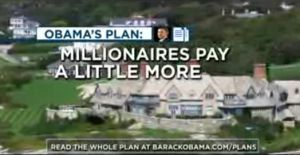 """In an ad, President Barack Obama's reelection campaign says that his plan would have millionaires pay """"a little more."""" Is that a reasonable description of his tax hike?"""