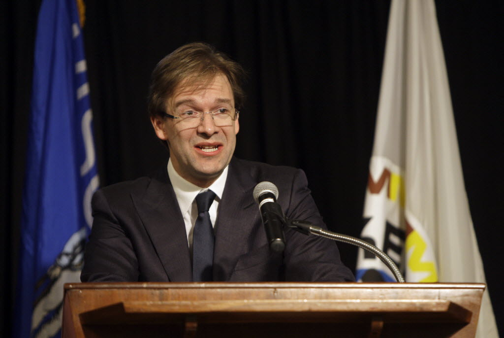 Milwaukee County Executive Chris Abele is wrapping up his one-year term, and unopposed for a four-year one. A look at how he fared on our Abele-O-Meter