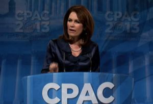 At the conservative CPAC conference, Rep. Michele Bachmann, R-Minn., blamed regulation, taxation and trial lawyers for slowing research on Alzheimer's disease. We checked with scientists to see if they agreed.