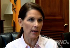 Rep. Michele Bachmann, R-Minn., said President Barack Obama can use an executive order to allow illegal immigrants to vote. Is she correct?