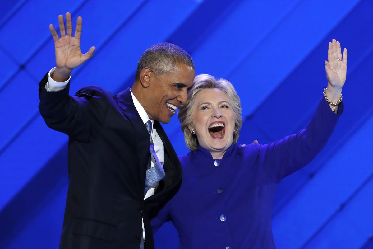 Barack Obama and Hillary Clinton were frequent targets of claims made by Priebus. (Associated Press)