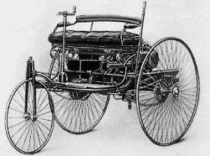 The Benz Patent Motorwagen Built In 1886 Many Consider It First Automobile And Came From Germany Not United States