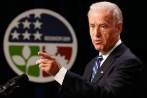 "Joe Biden defends Obama administration policies on ""Meet the Press."""