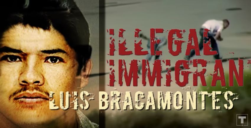 A Trump campaign ad featured Luis Bracamontes, an undocumented immigrant accused of killing two Northern California sheriff's deputies.