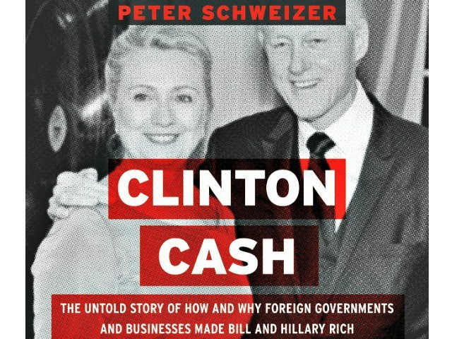 "Peter Schweizer's book ""Clinton Cash"" raises questions about how the Clinton Foundation raised money during Clinton's tenure as secretary of state."