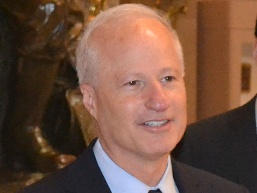 Rep. Mike Coffman, R-Colorado, is in a tough re-election race. Source: Flickr.com
