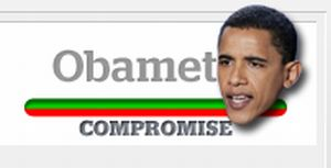 Twenty-two percent of Obama's promises are rated Compromise.