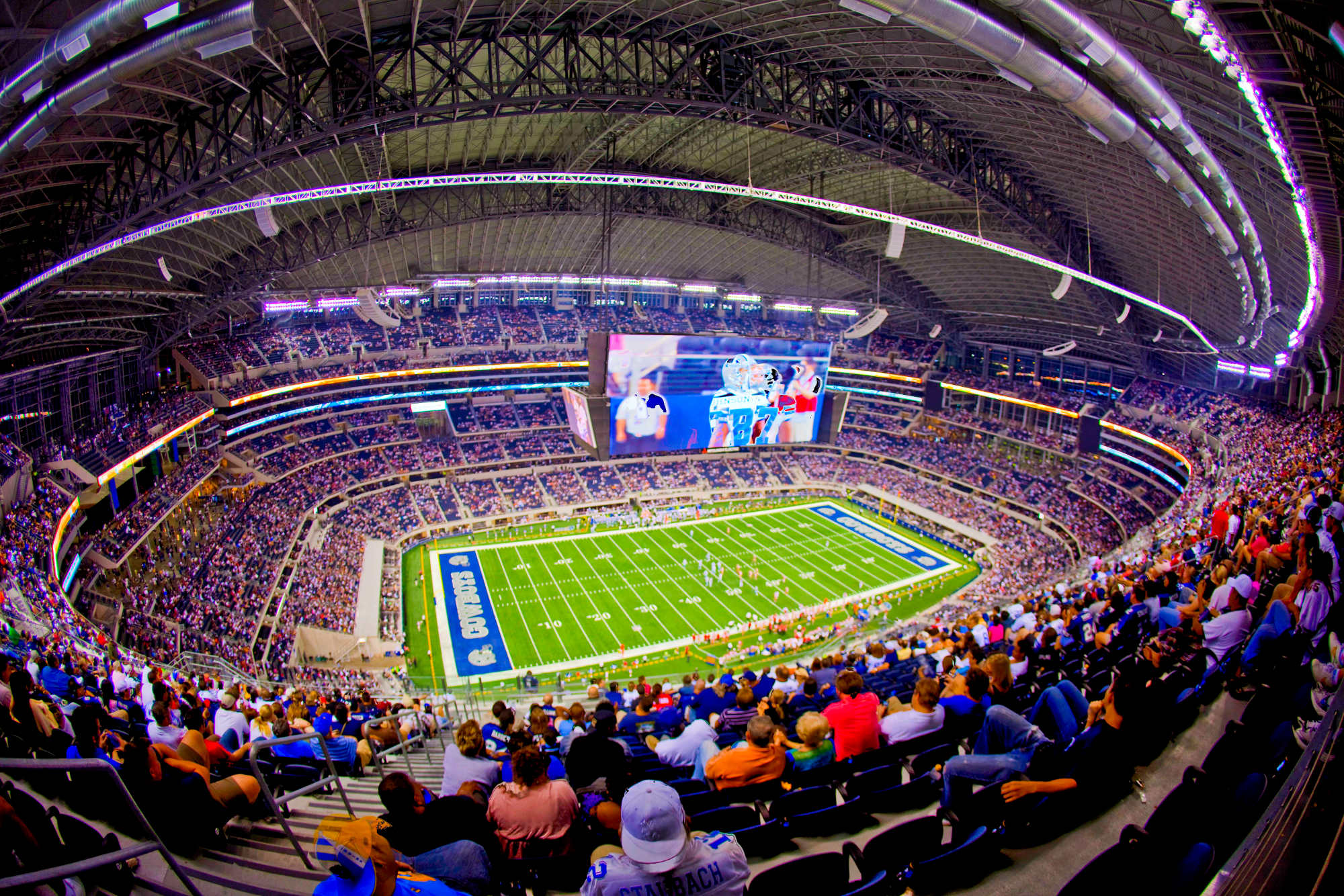 the latest ba9e3 322e2 Kristof: Dallas Cowboys stadium draws 3 times more power ...