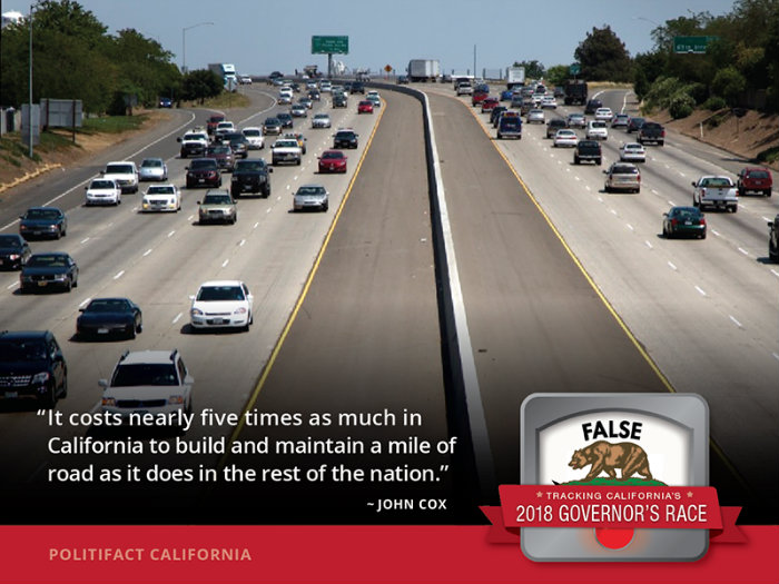 Does California Spend Nearly 5 Times As Much To Build A