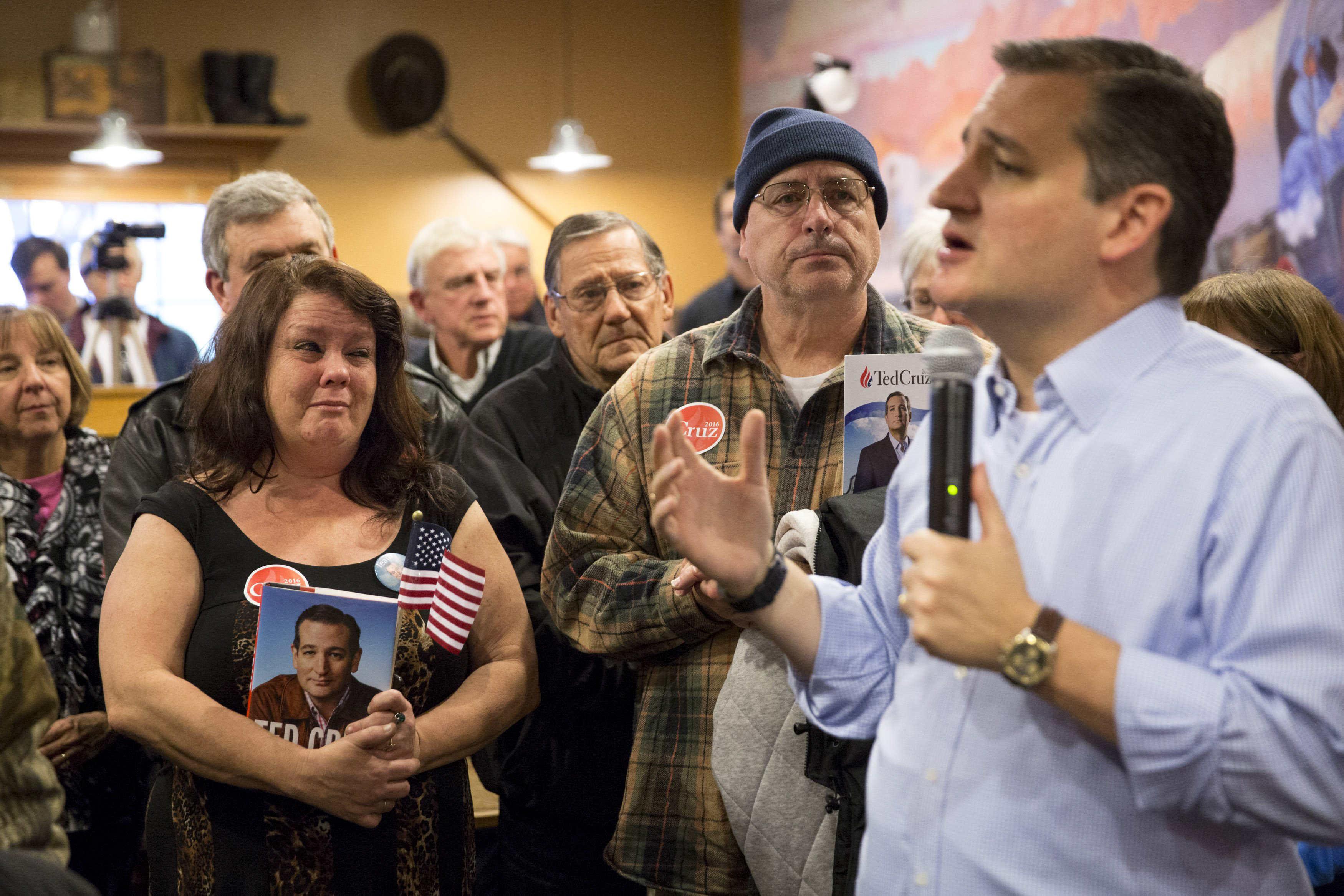Grayson Wrongly Says Cruz Not An American Politifact