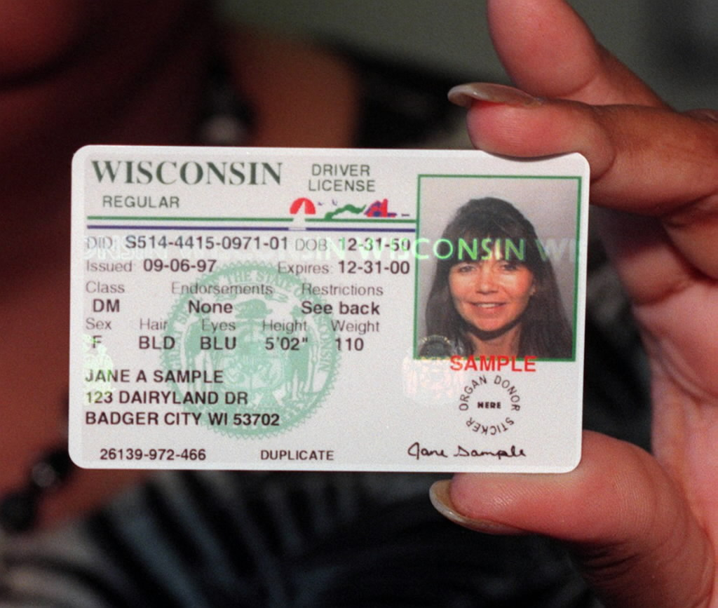 i lost my wisconsin drivers license what do i do