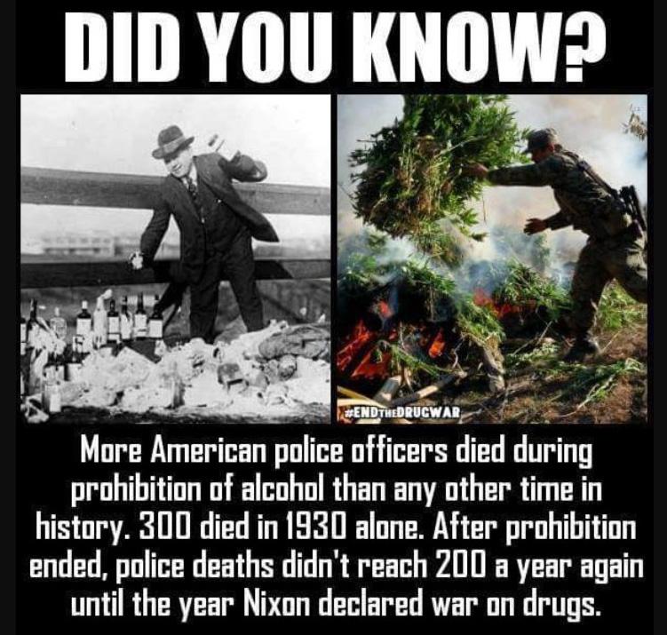 The Economics of Marijuana Prohibition  Drug War Memes