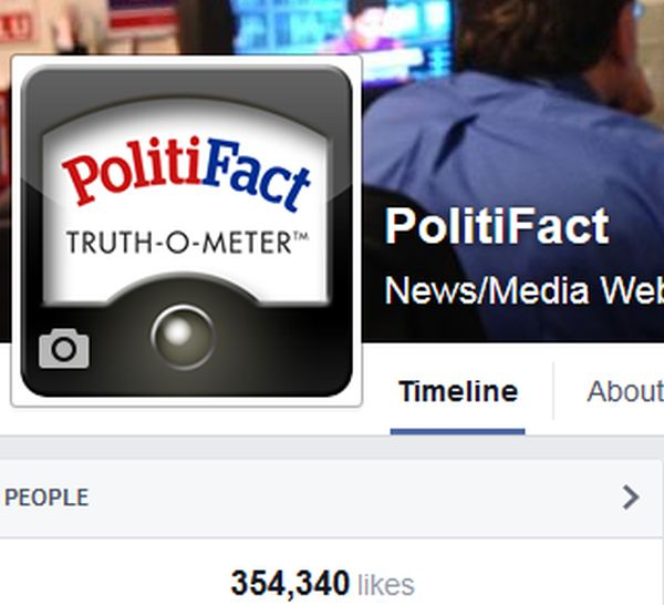 Readers have been busy recently commenting at PolitiFact's Facebook page. Here are some of their thoughts.