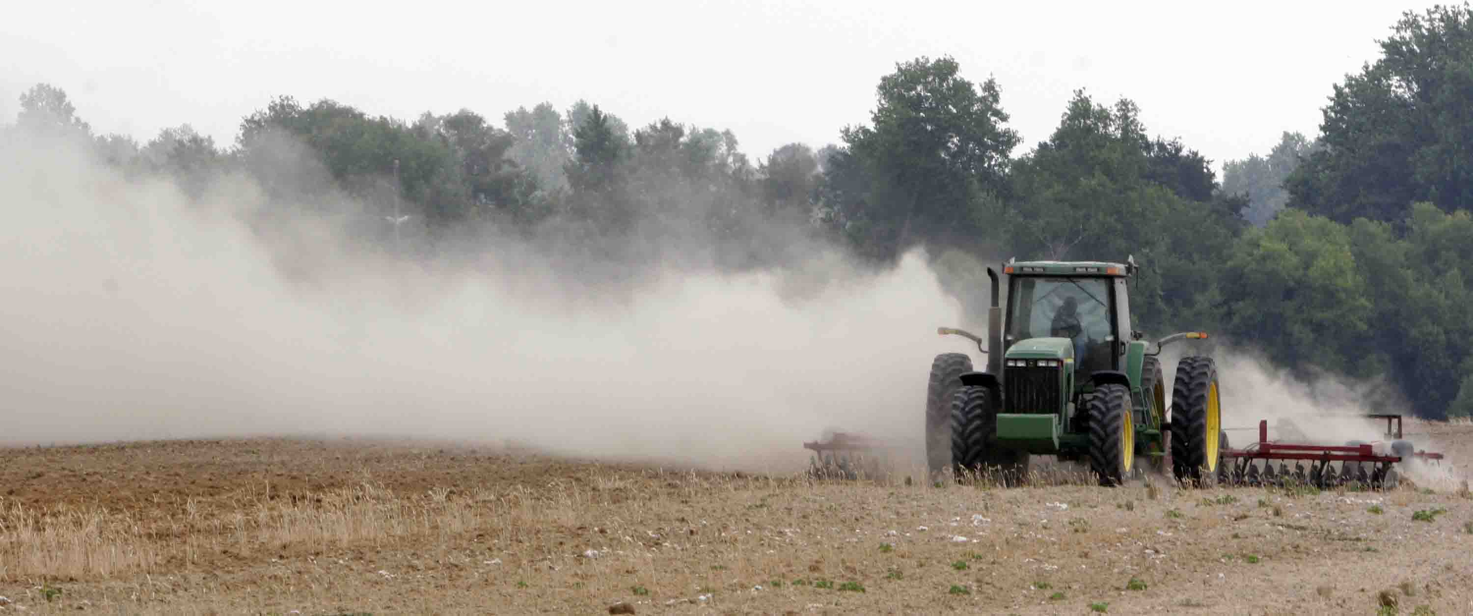 "Rep. Stephen Fincher is asking audiences to imagine a world where the EPA tries to enforce strict regulations on ""farm dust"" in rural areas."