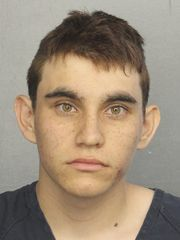 The accused shooter is Nikolas Cruz, a former student at the school. (AP)