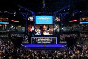 The Democratic National Convention opens in Charlotte, N.C.