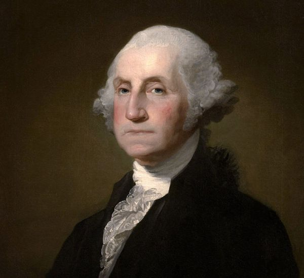 Gilbert Stuart's portrait of George Washington