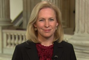 Sen. Kirsten Gillibrand, D-N.Y., decried the frequency of unwanted sexual contact in the military. Did she cite survey data correctly?