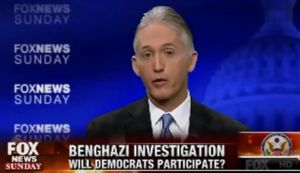 "Rep. Trey Gowdy, R-S.C., discussed the new Benghazi committee he'll be heading during an appearance on ""Fox News Sunday."""