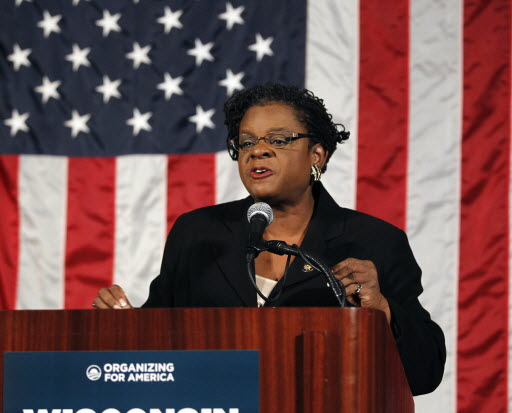 Criticism from conservatives rained down on U.S. Rep. Gwen Moore after she tied sexual assaults in the military to military culture.