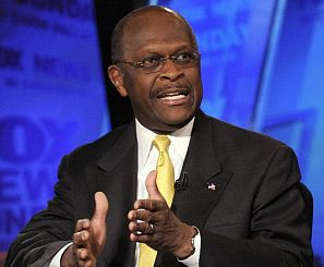 Herman Cain discusses his candidacy for president on Fox News.
