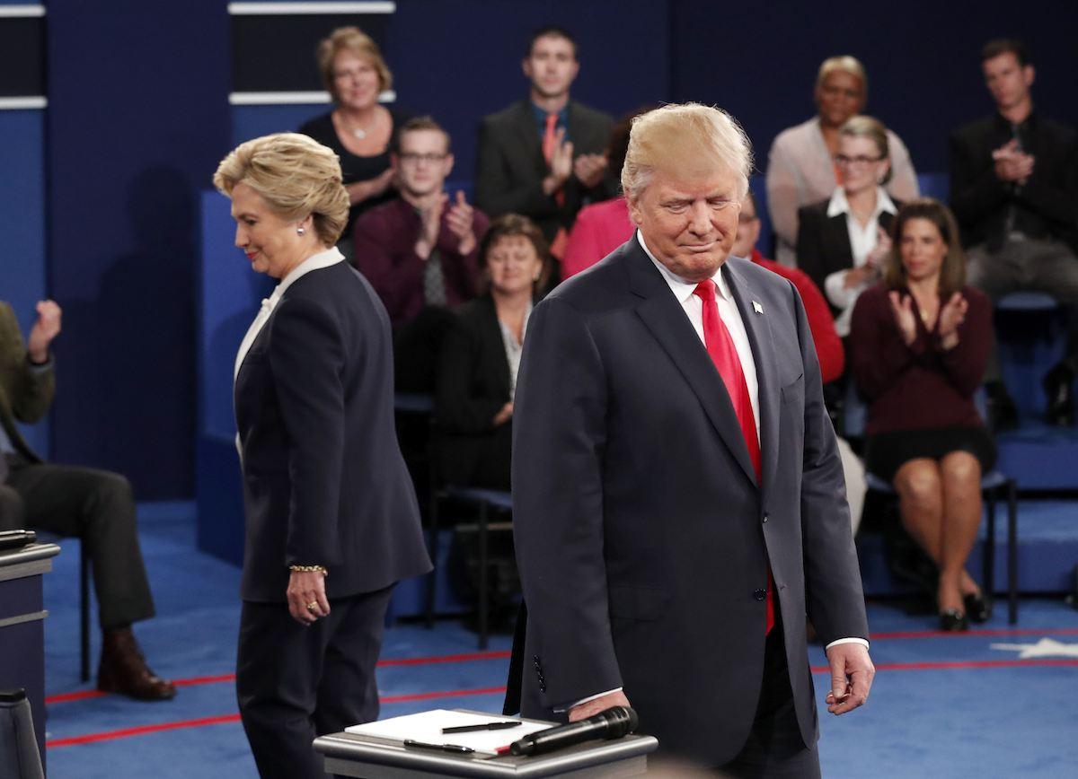 Clinton lost to Trump in Wisconsin.