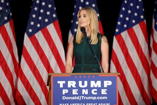 Ivanka Trump has focused her policy energies on parental leave. (Michael Vadon/Wikimedia Commons)