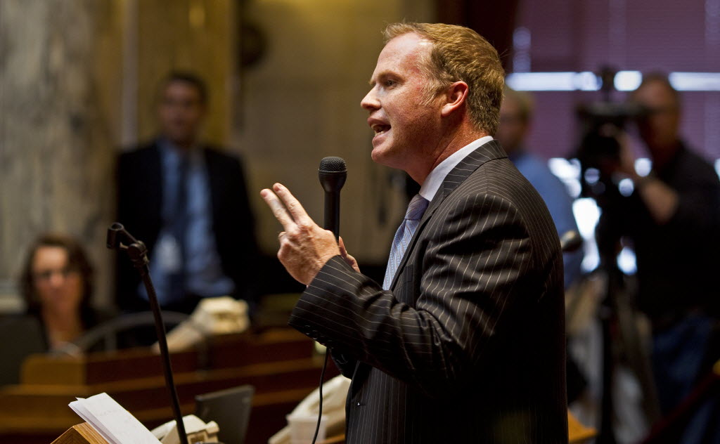 Assembly Speaker Jeff Fitzgerald, R-Horicon, has entered the 2012 race for an open U.S. Senate seat in Wisconsin.
