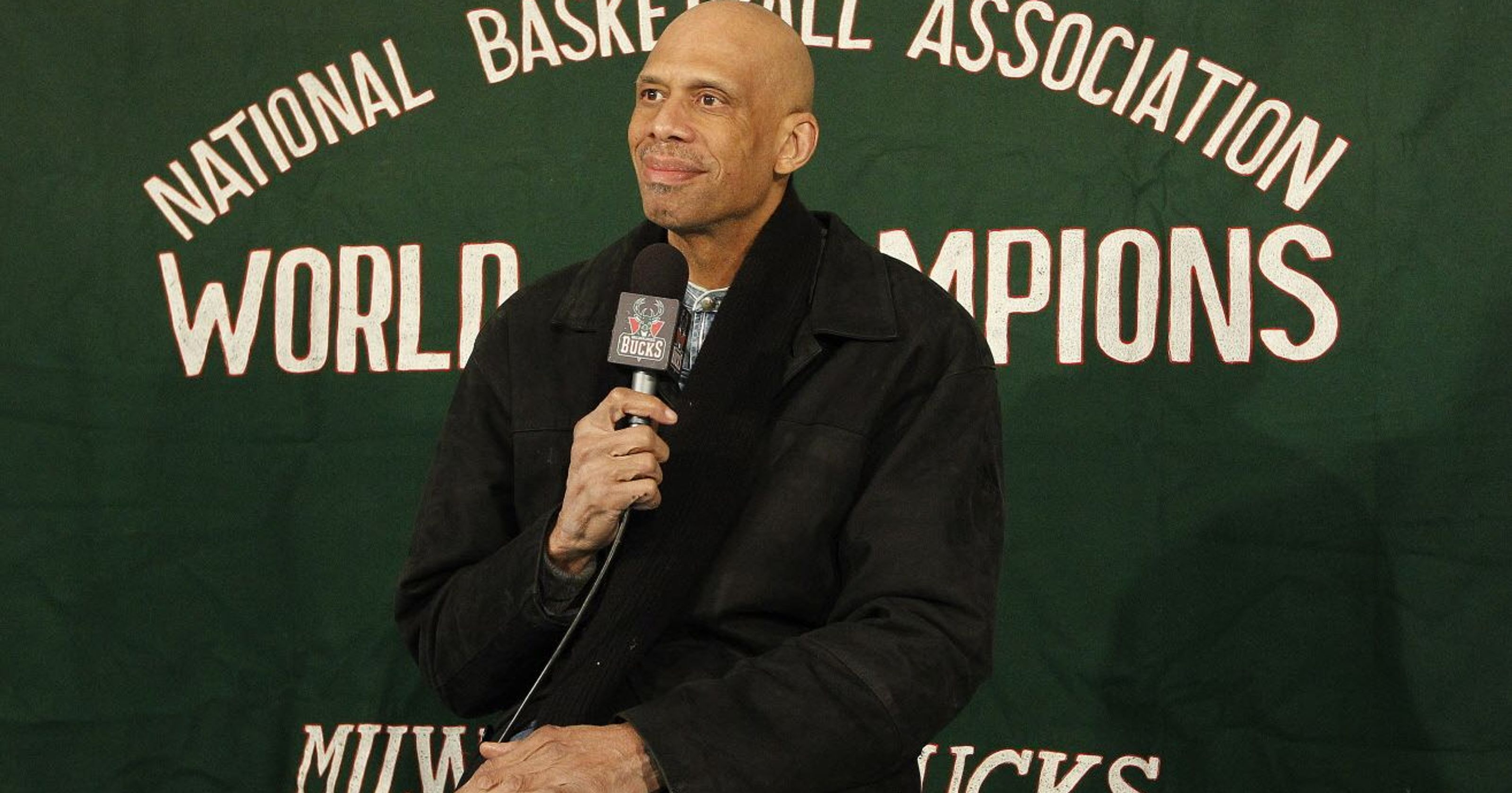 Kareem Abdul-Jabbar, a retired National Basketball Association Hall of Fame player, has long spoken out on social issues. (Milwaukee Journal Sentinel)