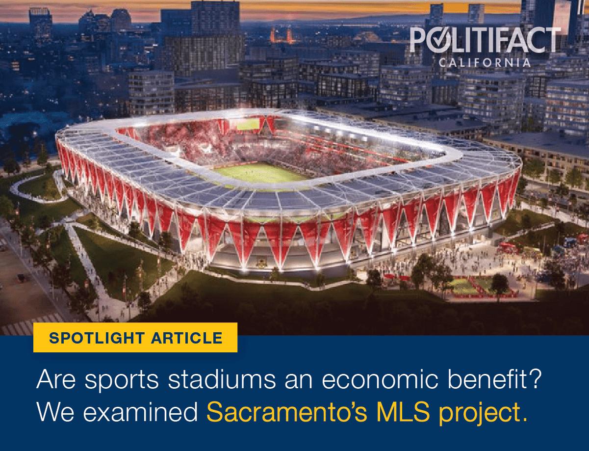 Sacramento's newly-awarded MLS franchise plans to open its new stadium in 2022. / Courtesy Sacramento Republic FC