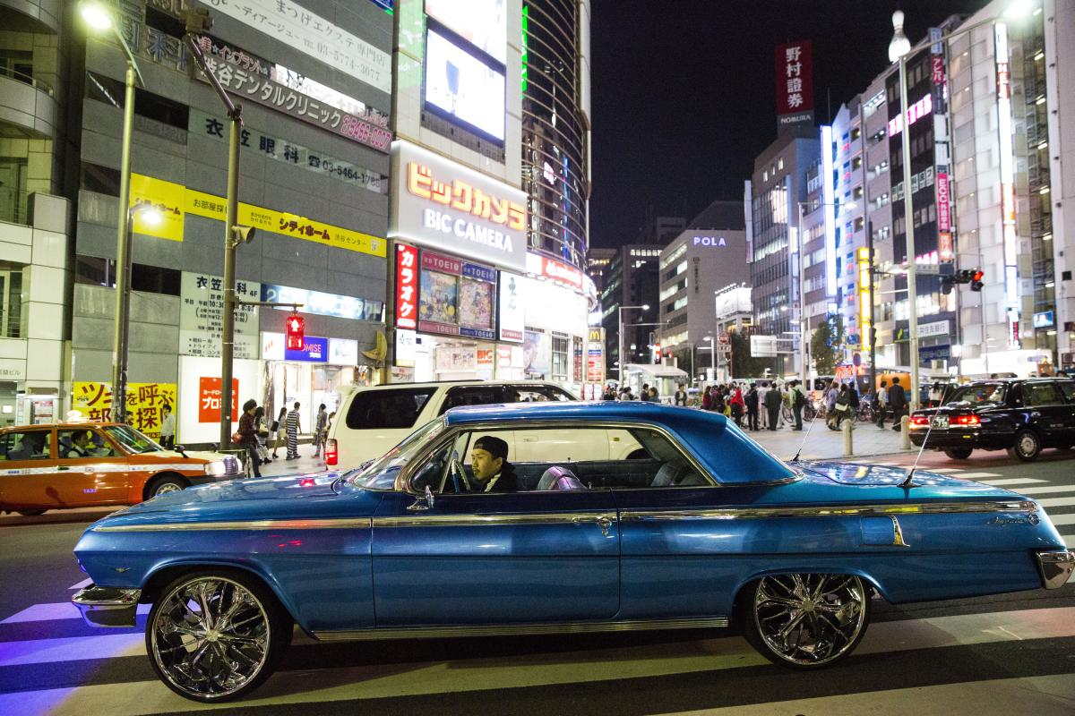 Yes Donald Trump Chevys Are A Rare Sight In Japan But Why
