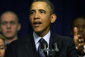 President Obama has argued for a mix of spending cuts and tax increases in place of the sequester.