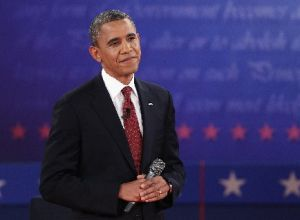 President Barack Obama and Mitt Romney clashed over immigration, among other subjects, in the second presidential debate.