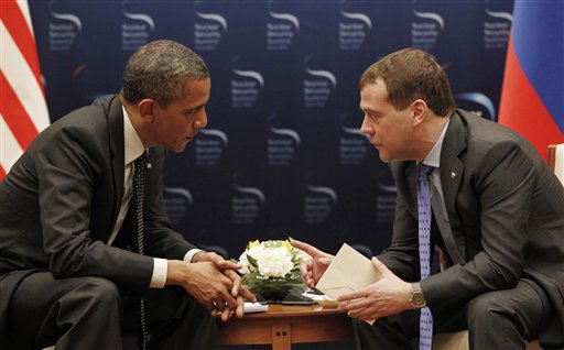 Obama's hot mic moment with Russian president in 2012 was unrelated to Ukrainian aid in 2014