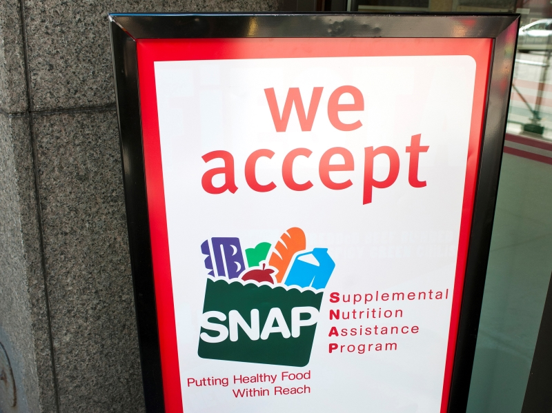 U.S. Rep. Glenn Grothman of Wisconsin says millionaires are eligible for food stamps. Is he correct?