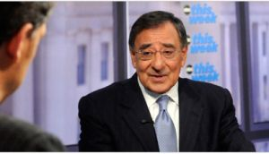 Leon Panetta discussed a range of national-security topics on ABC's This Week