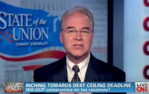Rep. Tom Price, R-Ga., says the U.S. can avoid default if it simply uses incoming revenues to pay bondholders. But doing that could leave other federal creditors high and dry.