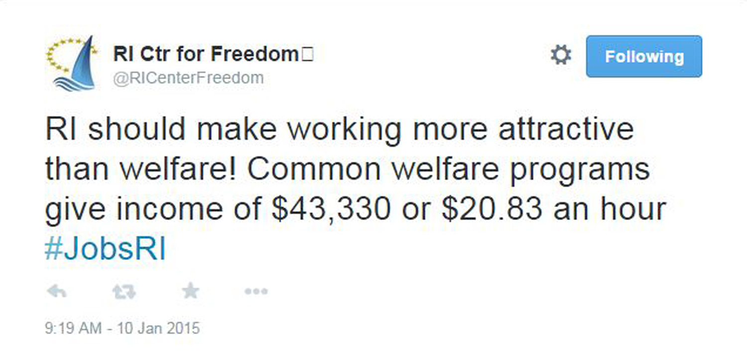 Eligible But Got Nothing Hundreds Of >> Do Common Welfare Programs Pay The Equivalent Of A 20 83 Per Hour