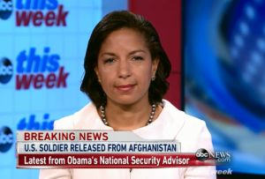 "National Security Adviser Susan Rice appears on ABC's ""This Week"" to discuss the release of Army Sgt. Bowe Bergdahl."