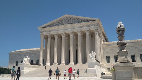 The Supreme Court on July 14, 2018 (Louis Jacobson, PolitiFact)
