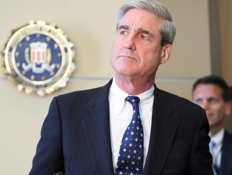Former FBI Director Robert Mueller was named special counsel by the U.S. Department of Justice to lead the investigation into Russian meddling in the 2016 election. (Tampa Bay Times file)