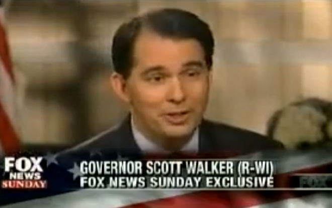 "Some anti-abortion advocates were angered by remarks Gov. Scott Walker made during a March 1, 2015 interview on ""Fox News Sunday."""