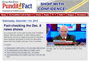 Sign up for our email newsletter to get the latest fact-checks from PolitiFact and PunditFact.