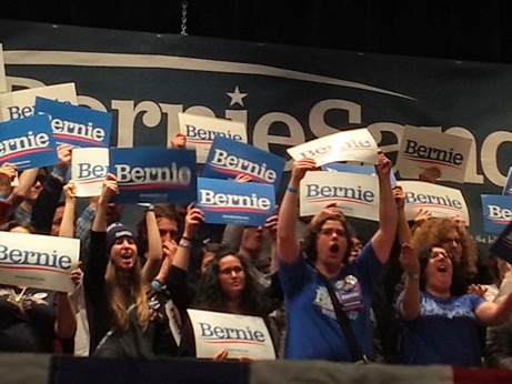 Fact-checking Bernie Sanders in Ames, Iowa