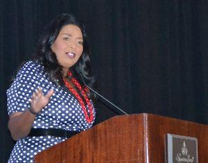 Mayor Barbara Sharief says Broward County has lowest
